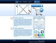 Graphic Design Entri Peraduan #25 for Website Design for Ingenious Tools