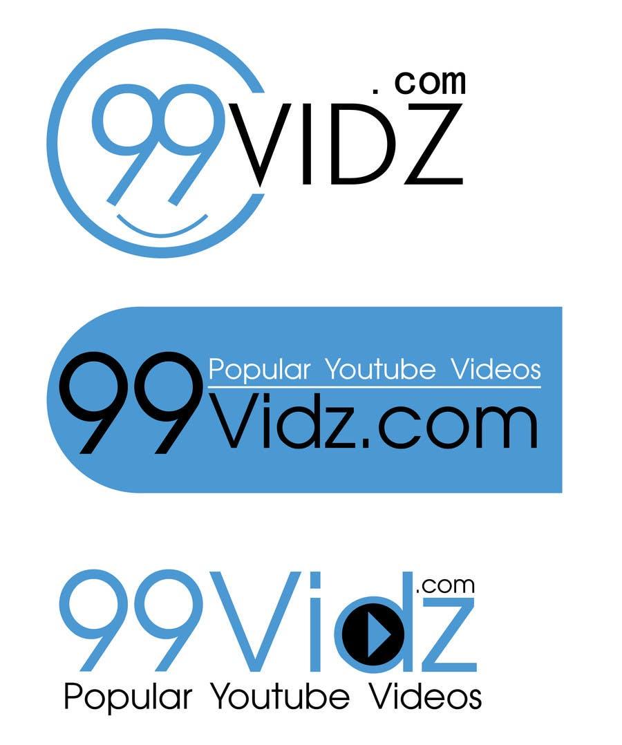 Proposition n°9 du concours Design eines Logos for Video Website