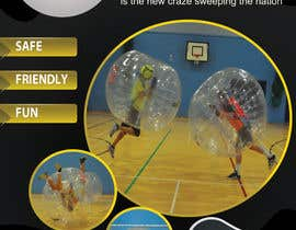 #22 para Design a Flyer for Bubbleball Uk por IreneSkywalker