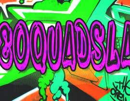Shawkats tarafından I need a logo designed, graffiti look için no 8