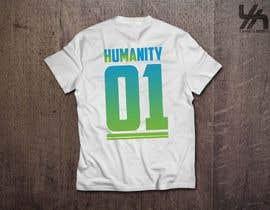 merybaez tarafından Need front & back design for team t shirt için no 45