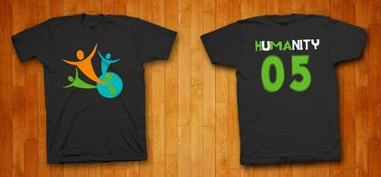 squirrel1811 tarafından Need front & back design for team t shirt için no 42