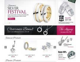 #3 cho Website design for a jewellers - Please read the brief. bởi infinittech1