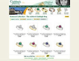#15 untuk Website design for a jewellers - Please read the brief. oleh Mizanurahman1