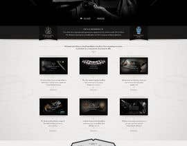#22 untuk Website design for a jewellers - Please read the brief. oleh mbr2