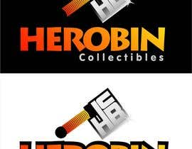 #30 para Design a Logo for Hero Bin Collectibles por Iddisurz