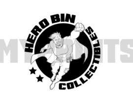 nº 23 pour Design a Logo for Hero Bin Collectibles par MyPrints