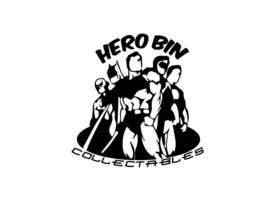 #8 cho Design a Logo for Hero Bin Collectibles bởi lindsaymlockwood