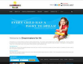 #4 para Design a Website Mockup for http://dreamforlife.org/ por Sathyatechnosoft