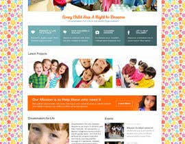 #16 para Design a Website Mockup for http://dreamforlife.org/ por preside