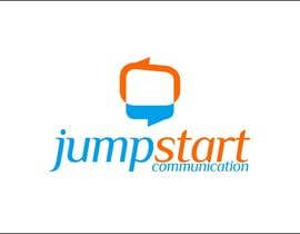 moro2707 tarafından Design a Logo for JUMP START COMMUNICATIONS için no 18