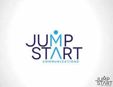 iffikhan tarafından Design a Logo for JUMP START COMMUNICATIONS için no 111
