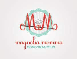 #62 para Design a Logo for Magnolia Momma por crobila