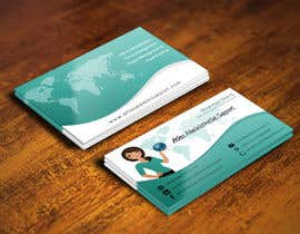 #42 para Design some Business Cards for Atlas Administrative Support por pointlesspixels