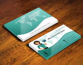 nº 44 pour Design some Business Cards for Atlas Administrative Support par pointlesspixels
