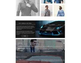 alpha2alpha tarafından Webiste for marketing comopany için no 3