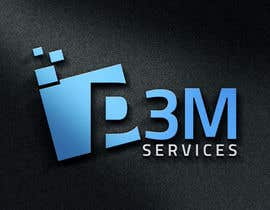 nº 6 pour Design a Logo & Name font for P3M Services par manuel0827
