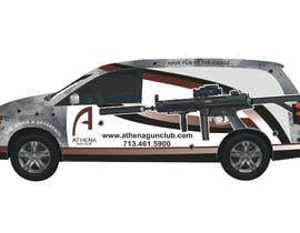 #38 untuk GRAPHICS - VEHICLE WRAP GRAPHICS oleh anibaf11