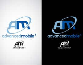 nº 244 pour Design a Logo for Advanced Mobile IT par rapakousisk