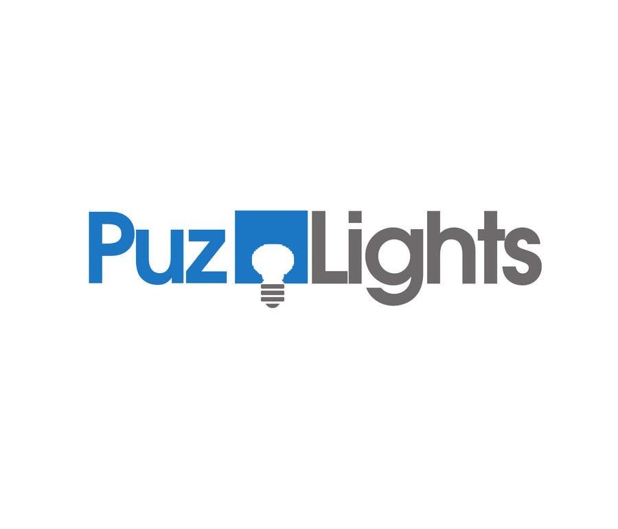 Konkurrenceindlæg #16 for Logo Design for Puzzle Lights