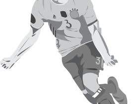 IliyanArtMan tarafından Illustration Football Player için no 115