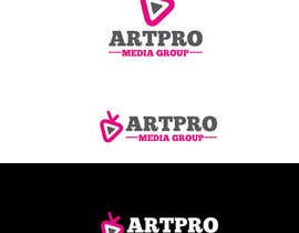 #6 para Re-Design a Logo for ARTPRO MEDIA GROUP por uhassan