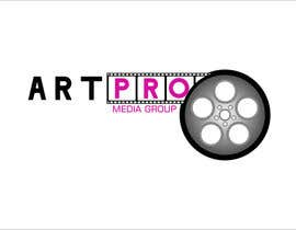 #34 para Re-Design a Logo for ARTPRO MEDIA GROUP por TATHAE