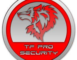 #28 for Design a new logo for TF Pro Security af tharmen13