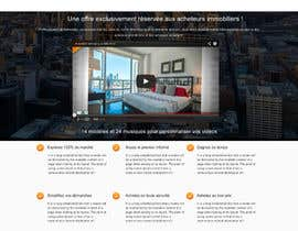 nº 9 pour Real Estate Service - NEW Landing Pages par webidea12