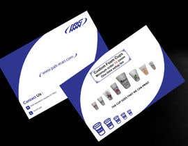 Nro 19 kilpailuun Custom Foam Cups Flyer käyttäjältä ahfahimm