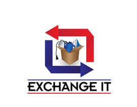 "AmyHarmz tarafından Design a Logo for my website ""ExchangeIt.com"" için no 135"