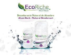 nº 19 pour Ad design for Eco luxurious deodorant par aki8art