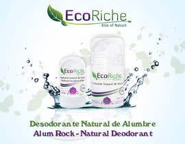 nº 25 pour Ad design for Eco luxurious deodorant par aki8art