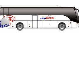 #54 for I need some Graphic Design for exterior of buses by maniroy123