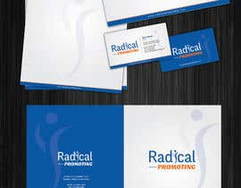 #22 for Design some Business Cards for RadicalPromoting.com af GenBuLLzzz