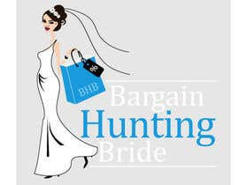 #55 para Logo Design for Bargin Hunting Bride por designer12