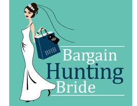 #52 para Logo Design for Bargin Hunting Bride por designer12