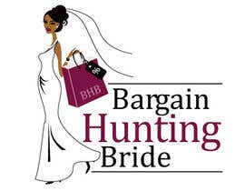 #34 para Logo Design for Bargin Hunting Bride por designer12