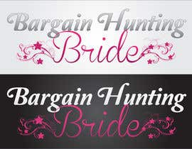 nº 45 pour Logo Design for Bargin Hunting Bride par IrinaPredescu