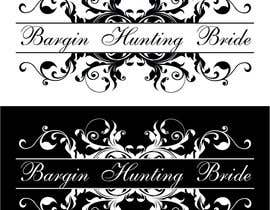 #47 para Logo Design for Bargin Hunting Bride por andreea23