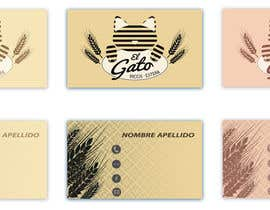 Nro 31 kilpailuun Diseñar algunas tarjetas de presentación käyttäjältä dimitriarrieta