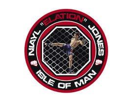 Nro 20 kilpailuun MMA fighters Logo käyttäjältä almeidavector