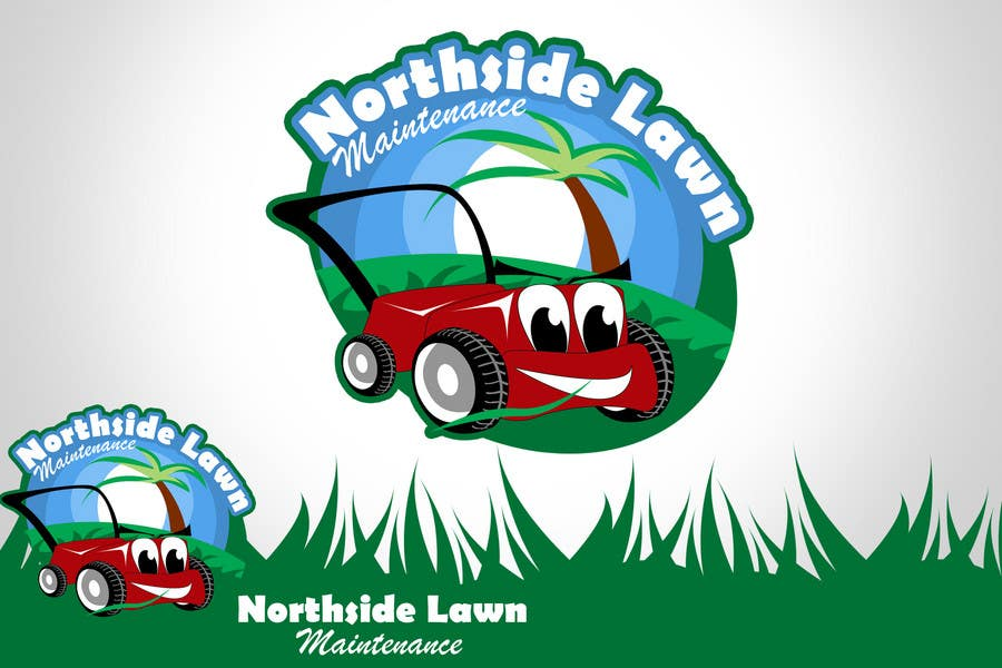 Proposition n°                                        27                                      du concours                                         Logo Design for Northside Lawn Maintenance