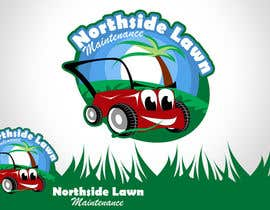 #27 for Logo Design for Northside Lawn Maintenance af rogeliobello