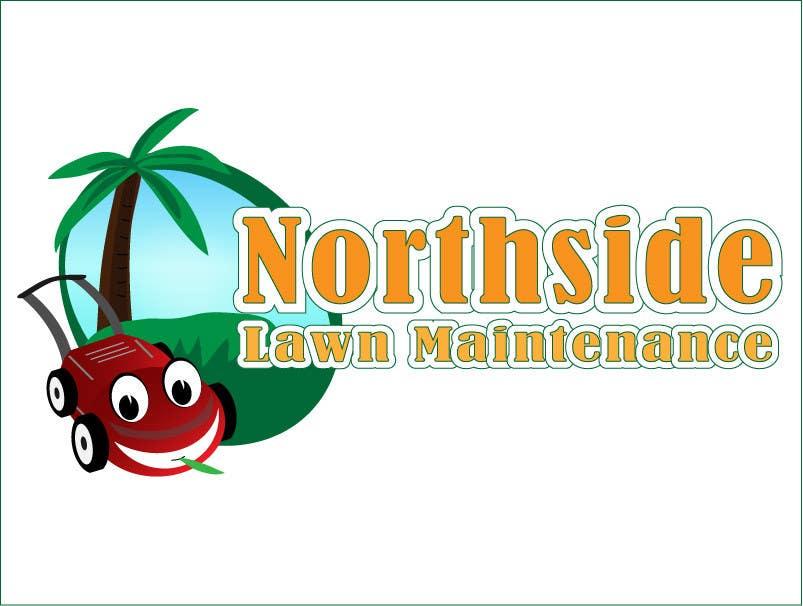 Proposition n°                                        83                                      du concours                                         Logo Design for Northside Lawn Maintenance