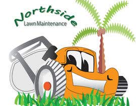 #15 for Logo Design for Northside Lawn Maintenance af justjones