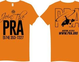 rabin610 tarafından Design a T-Shirt - ONE COLOR DESIGN - Black Ink or ORANGE SHIRT için no 14