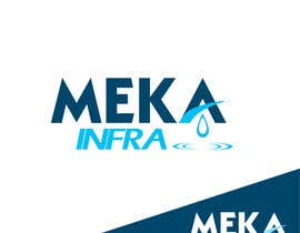 #277 for Logo Design for Meka Infra by sangkavr