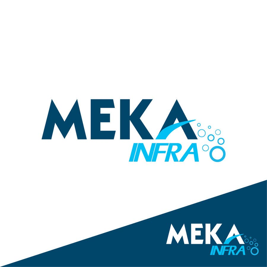 Contest Entry #274 for Logo Design for Meka Infra
