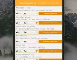 Nro 5 kilpailuun Bike-Sharing System App käyttäjältä MohanYadav1995